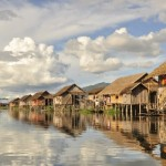 Floating Village Inle