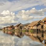 Floating Village Inle