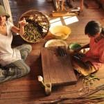 Lotus Weaving