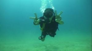Meg_Dive