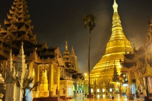 Shwedagon, Yangon