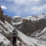 Path to Thorung Pedi