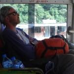 Bus agony