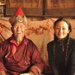 Tibetan Lama Blessings