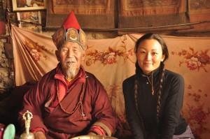 Tibetan Lama Blessings