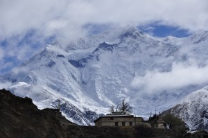 Mountain Gompa