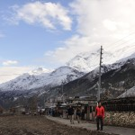 Downtown Manang