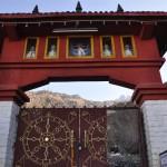 Muktinath Gate