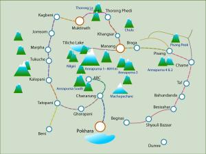 Annapurna Circuit Basics