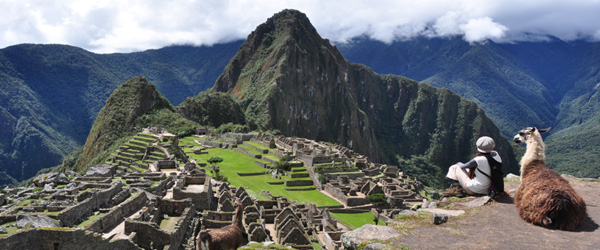 One of the 7 modern wonders of the world, the amazing lost Incan city sits perched on a remote mountain top, magic for a whole host of reasons - the location, surrounding mountain scenery, the achievements architecturally, its mystery. It just resonates with a powerful, spiritual energy that really stirs the soul....